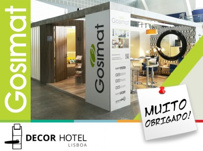 GOSIMAT @ DECOR HOTEL 2017!