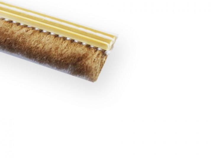 gosimat produits joint brosse anti poussi re 9 mm hauteur pour habillage. Black Bedroom Furniture Sets. Home Design Ideas