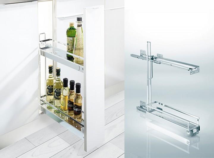 Gosimat productos mueble bajo extra ble de 15 cm for Mueble 15 cm ancho