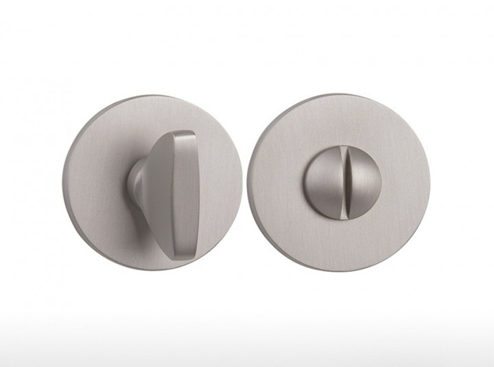 Bouton rond - 4041 5S Pearl Nickel