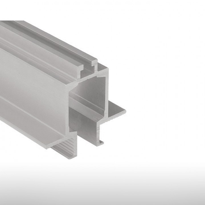 Calha Alumínio n 6D 1031 Openspace - 120 Kg