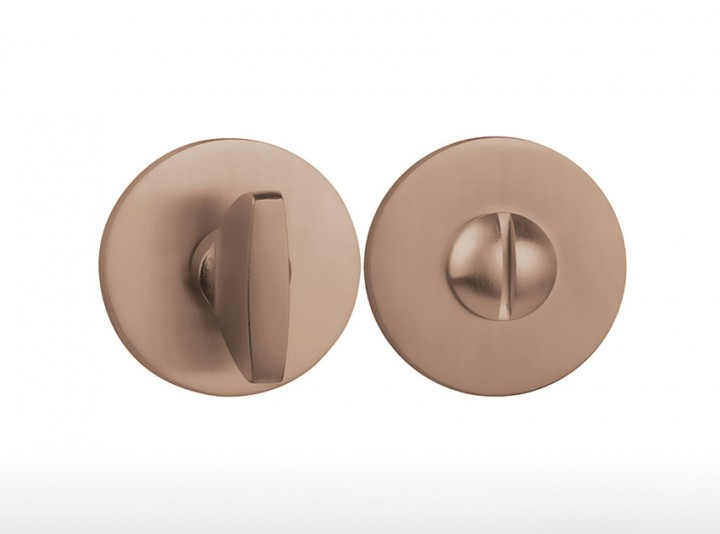 Round Button – 4041 5S Shinning Copper