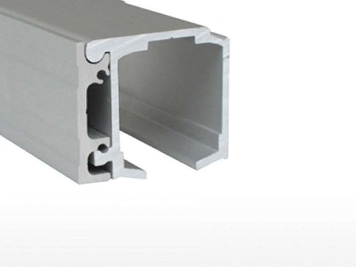 Trilho aluminio