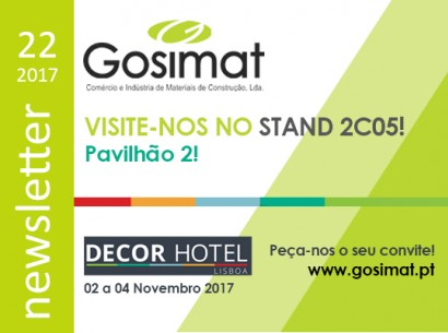 GOSIMAT @ DECOR HOTEL 2017