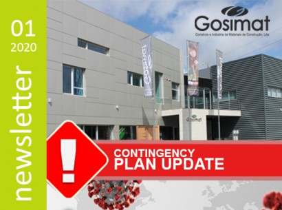 GOSIMAT | COVID 19 CONTINGENCY PLAN UPDATE